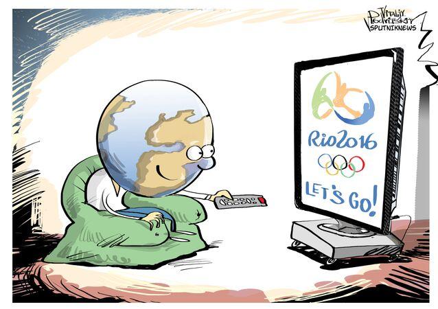 Rio 2016, jen do toho!