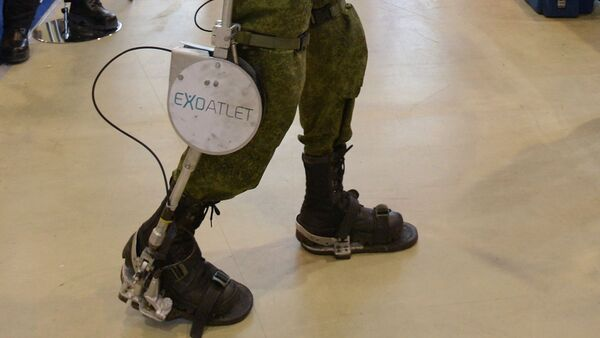 Exoskelet - Sputnik Česká republika