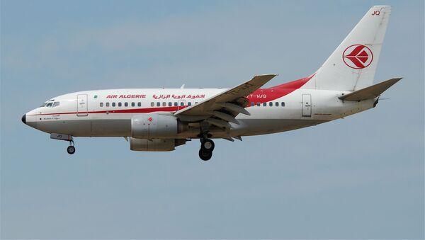 Air Algérie Boeing 737-600. - Sputnik Česká republika