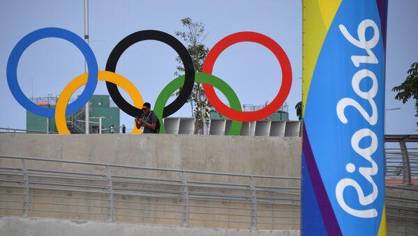 Olympijský park v Riu - Sputnik Česká republika