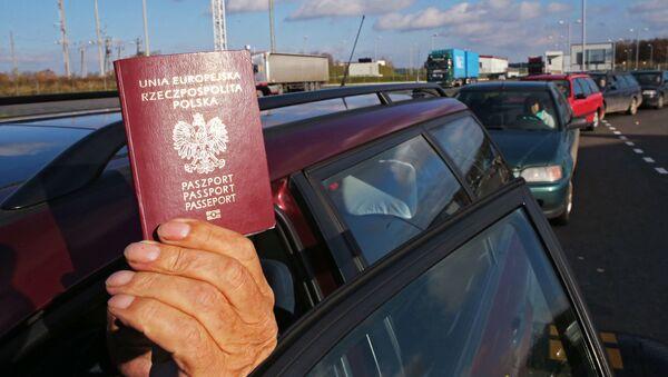Polský pas - Sputnik Česká republika