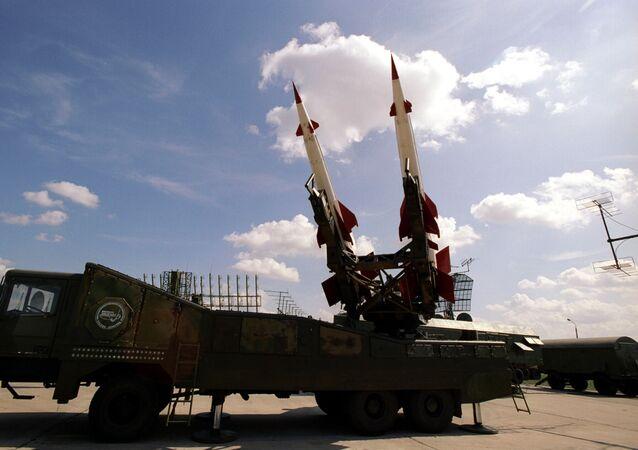 Britská média zdůraznila převahu ruských zbraní. Pečora-M