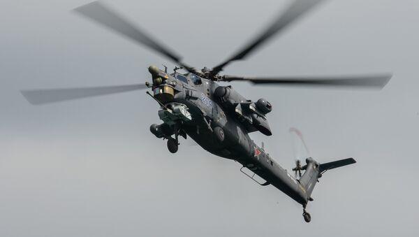 Vrtulník Mi-28N - Sputnik Česká republika