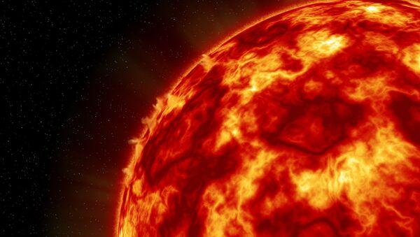 Sluneční erupce - Sputnik Česká republika
