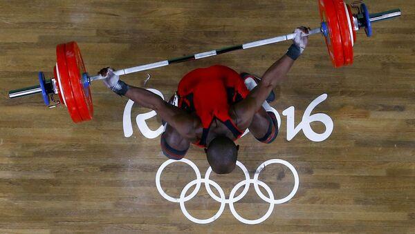 Soutěž v české atletice na Letních olympijských hrách v Riu - Sputnik Česká republika