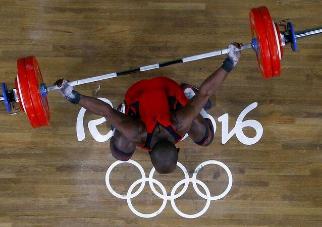 Soutěž v české atletice na Letních olympijských hrách v Riu