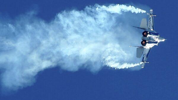 Ruská stíhačka MiG-29 - Sputnik Česká republika