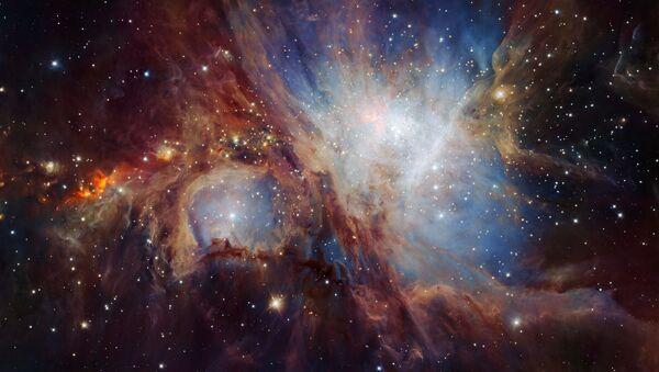 Mlhovina v Orionu - Sputnik Česká republika