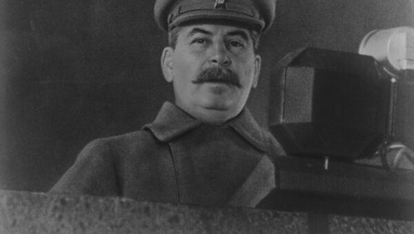 Josif Stalin - Sputnik Česká republika