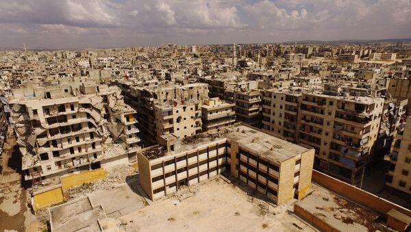 Situace v Aleppu - Sputnik Česká republika