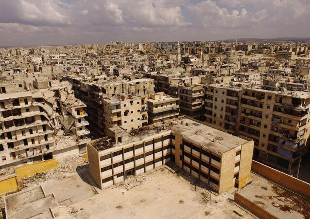 Situace v Aleppu