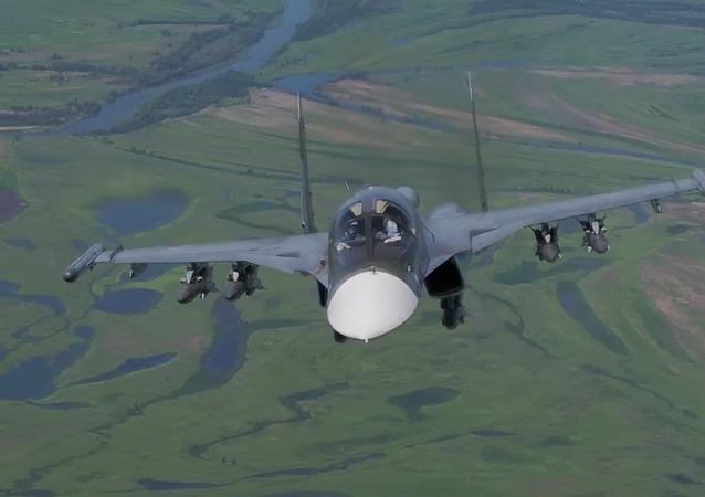 Ministerstvo obrany RF zveřejnilo unikátní záběry stíhačky T-50 ve vzduchu