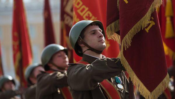 Přehlídka vítězství - Sputnik Česká republika