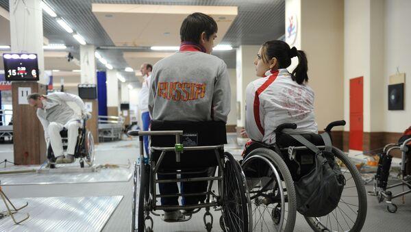 Paralympionici - Sputnik Česká republika