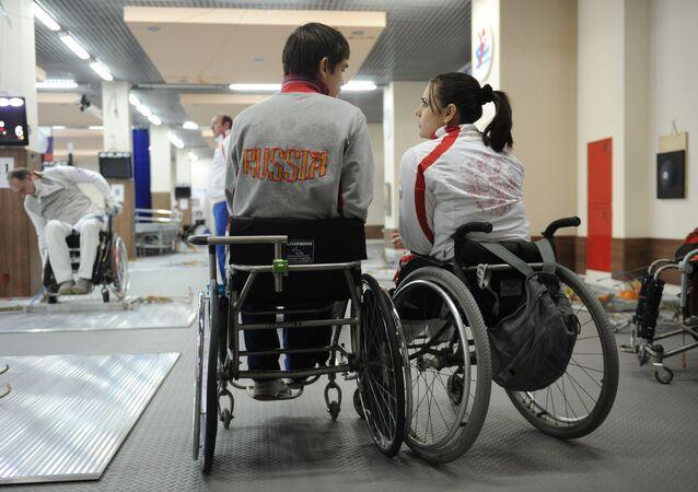 Paralympionici