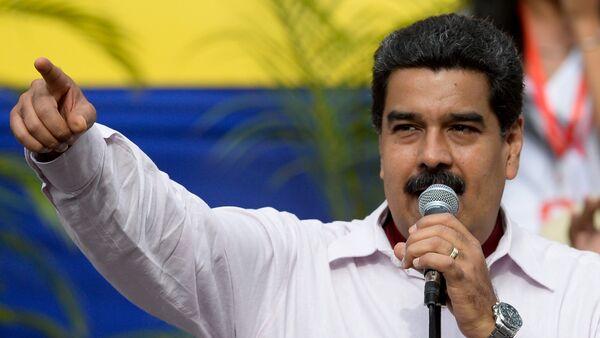 Nicolás Maduro. Ilustrační foto - Sputnik Česká republika