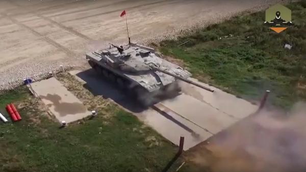 Nejhezčí okamžiky Armádních mezinárodních her podle verze ministerstva obrany - Sputnik Česká republika
