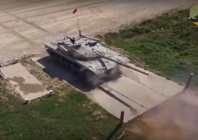 Nejhezčí okamžiky Armádních mezinárodních her podle verze ministerstva obrany
