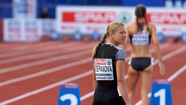 Julie Stěpanovová - Sputnik Česká republika
