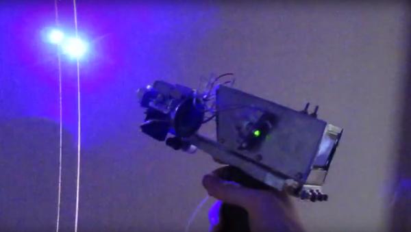 V Rusku byla vyrobena laserová pistole - Sputnik Česká republika