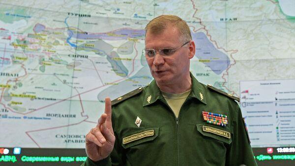 Igor Konašenkov - Sputnik Česká republika