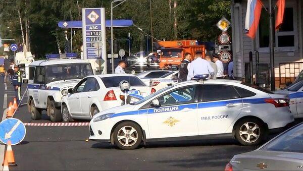 Ruská dopravní policie - Sputnik Česká republika