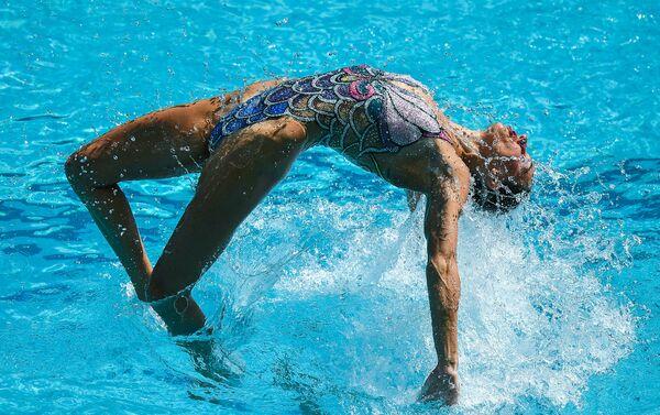 Natalja Iščenková (synchronní plavání) - Sputnik Česká republika