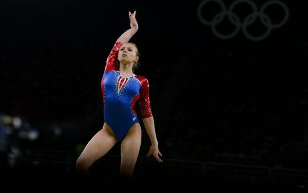 Darja Spiridonovová (sportovní gymnastika) - Sputnik Česká republika