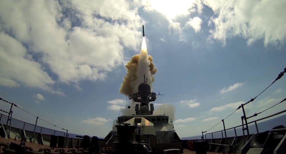 Křižující rakety velkého doletu Kalibr