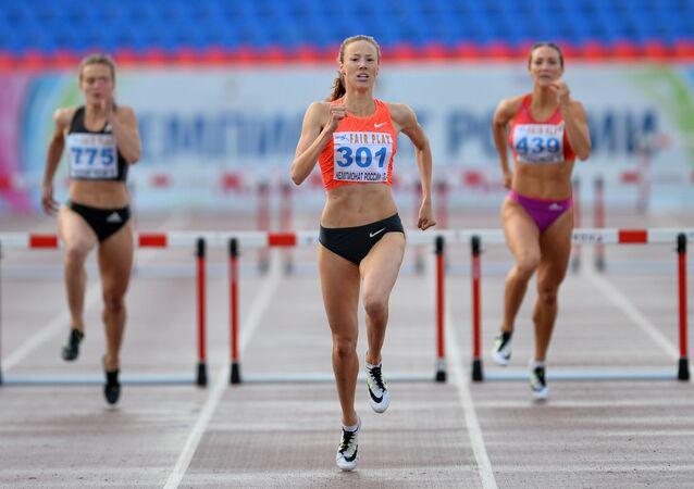 Ruské běžkyně