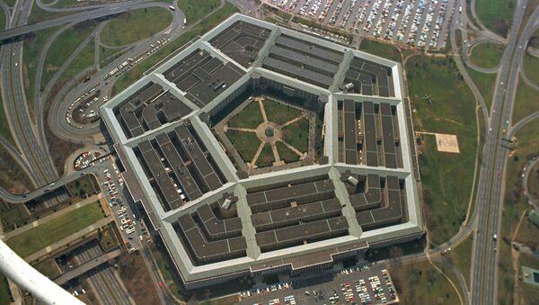 Budova Pentagonu - Sputnik Česká republika