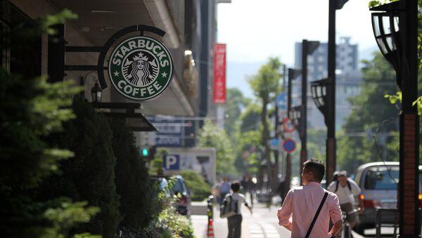 Starbucks - Sputnik Česká republika