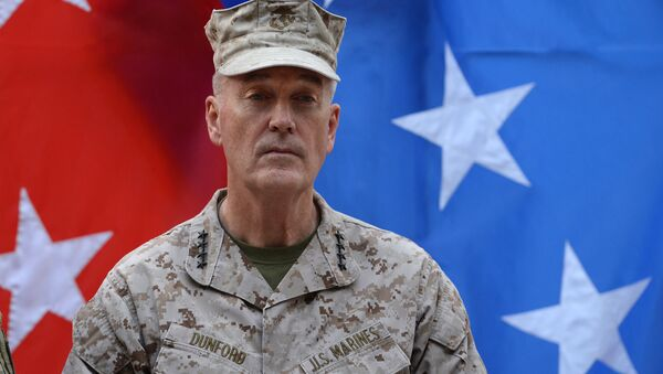 Generál Joseph Dunford - Sputnik Česká republika