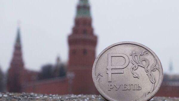 Ruský rubl - Sputnik Česká republika