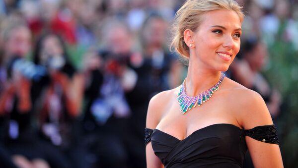 Scarlett Johanssonová - Sputnik Česká republika