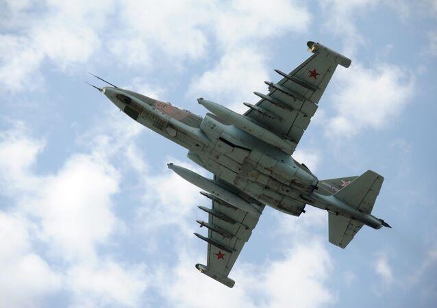 Stíhací bombardér Su-25