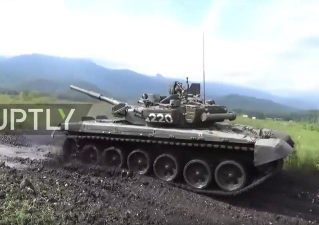 Rusko: obrana odstartovala nečekané cvičení po celé zemi