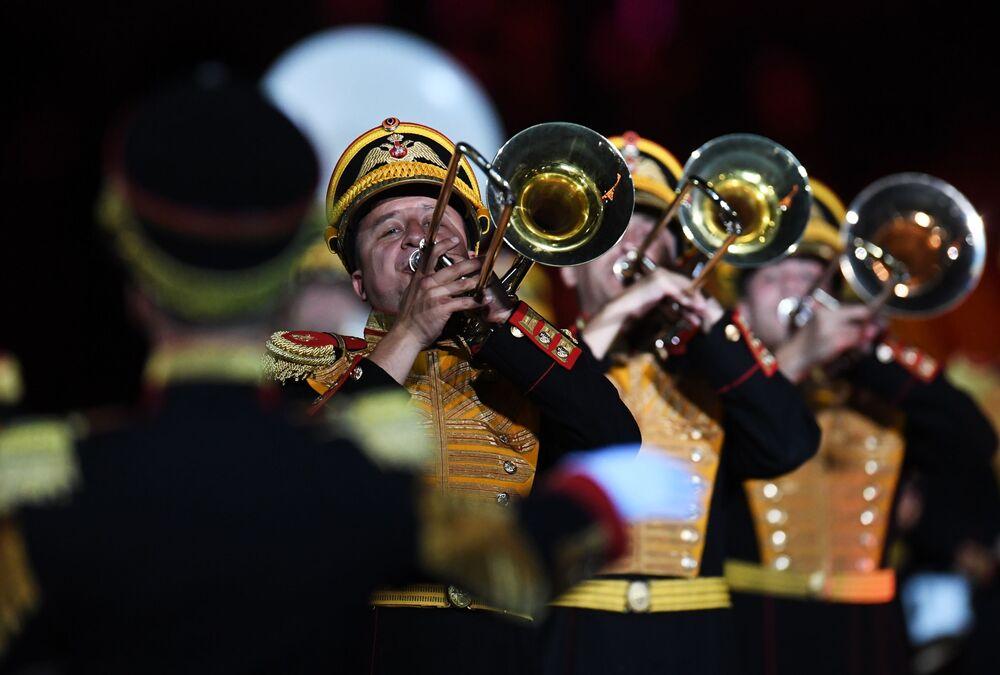 Ústřední vojenský orchestr Ministerstva obrany RF
