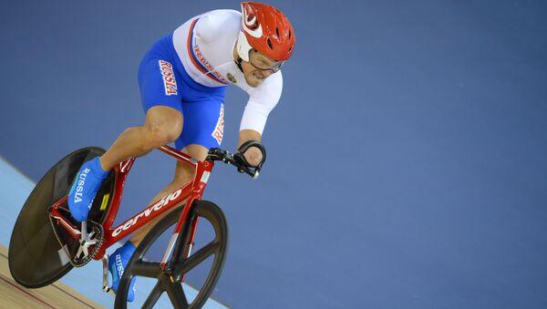 Ruský paralympionik Alexej Obyděnnov na XIV Paralympijských hrách v Londýně - Sputnik Česká republika