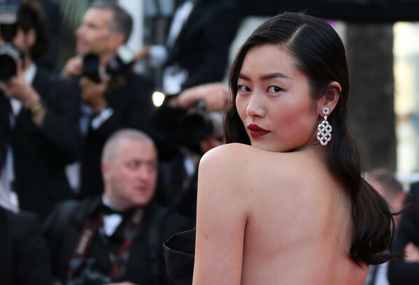 Čínská modelka Liu Wenová - Sputnik Česká republika