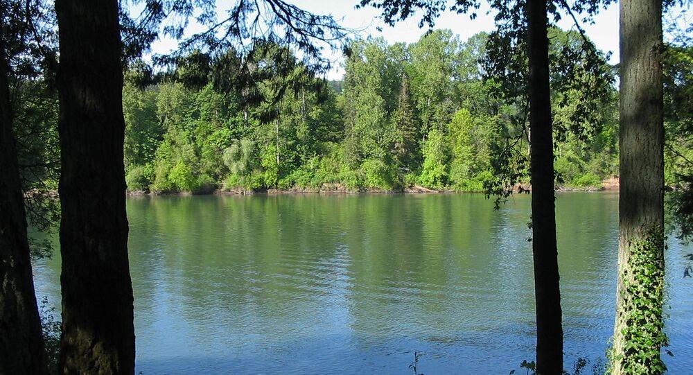 Řeka Willamette