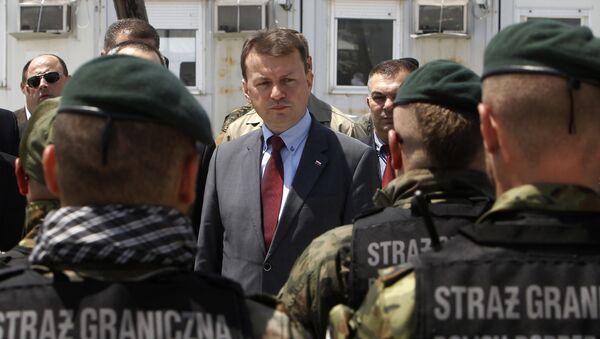 Mariusz Błaszczak - Sputnik Česká republika