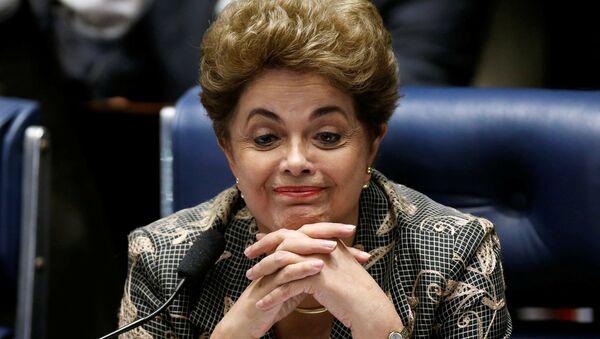 Dilma Rousseffová - Sputnik Česká republika