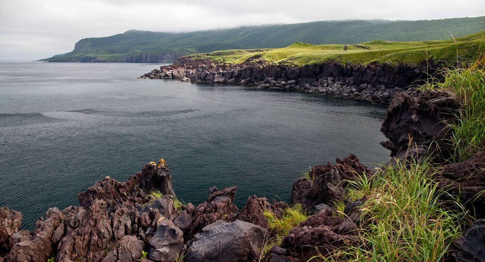 Ostrov Iturup