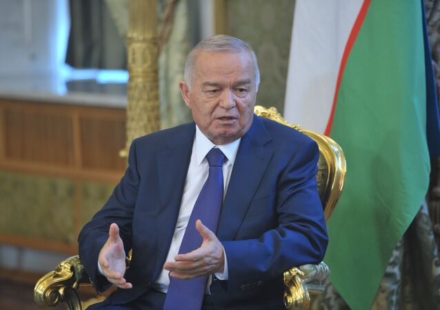 Prezident Uzbekistánu Islam karimov
