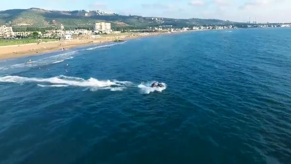 Sýrie zveřejnila video pro přilákání rekreantů - Sputnik Česká republika