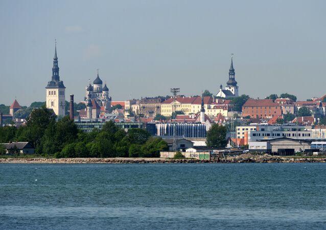 Talin, Estonsko