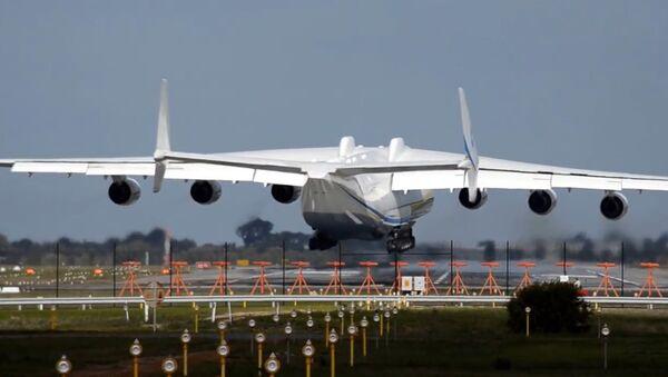 Letadlo An-225 Mrija - Sputnik Česká republika