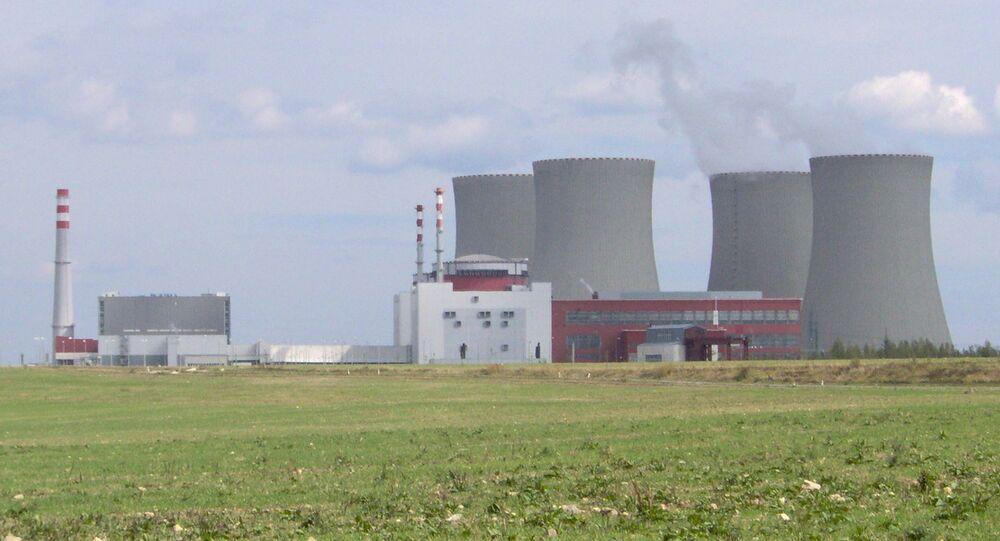 Elektrárna Temelín