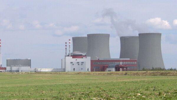 Elektrárna Temelín - Sputnik Česká republika